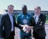 New Wolfsburg signing Landry Dimata