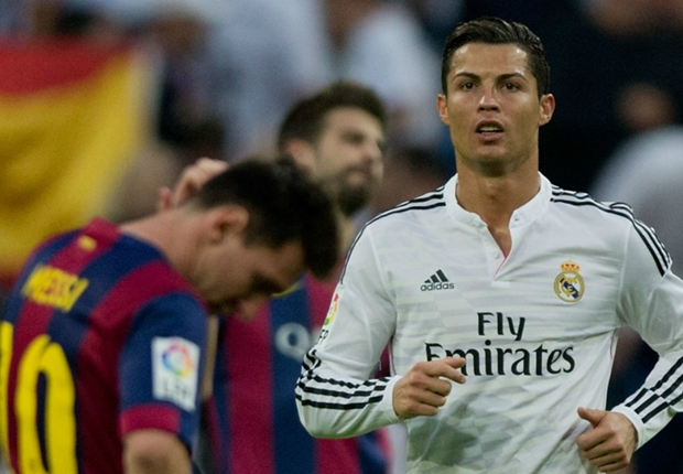 Ronaldo goals will hurt Messi - Wenger