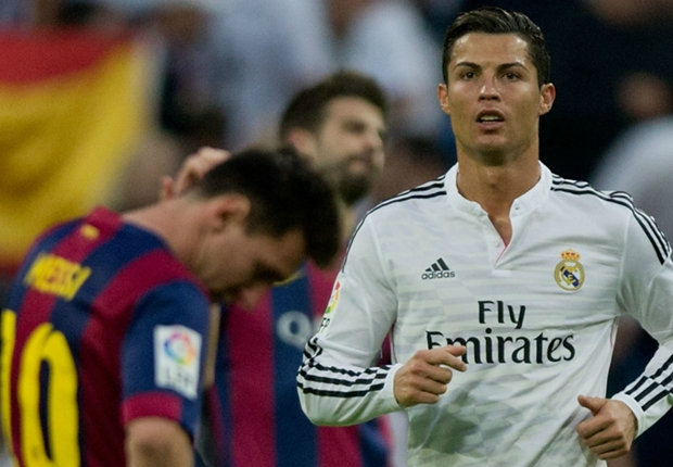 I don't believe Ronaldo insults Messi, says Busquets