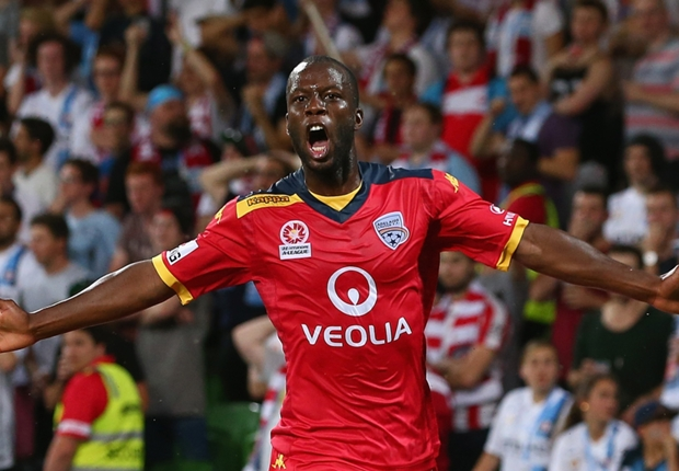 Melbourne City 1-2 Adelaide United: Reds earn gritty win