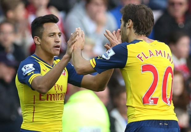 Flamini: You can't compare Alexis and Henry