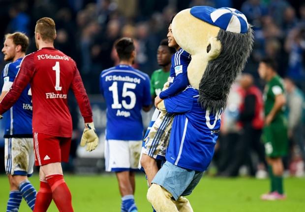 Schalke levou a melhor nesta noite