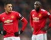 Manchester United pair Alexis Sanchez and Romelu Lukaku