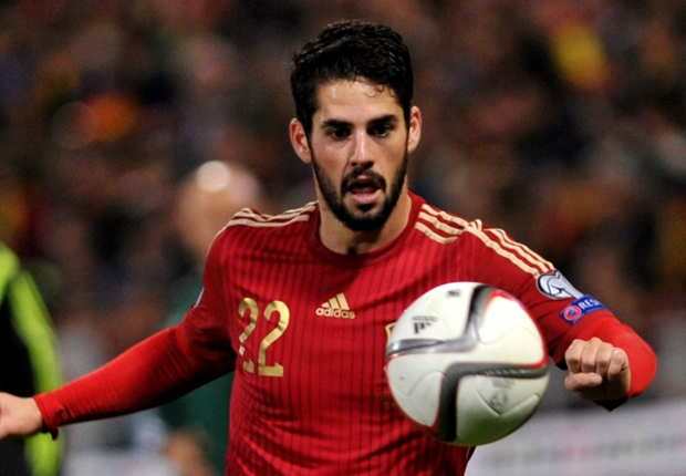 Inspirational Isco the future for Real Madrid and Spain