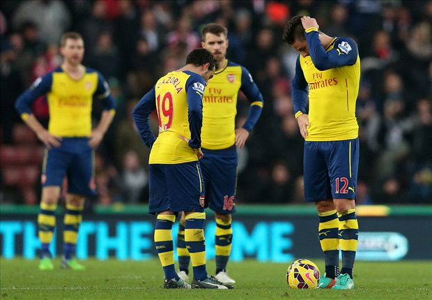 No hiding place for Wenger as Stoke embarrass feeble Arsenal yet again