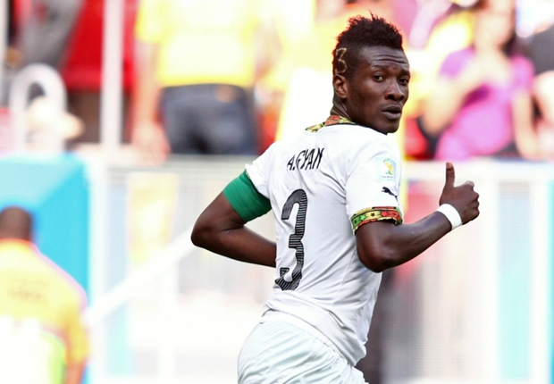 'I'm getting better now' - Gyan hopeful on Afcon final fitness