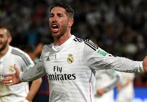Ramos beats Ronaldo to Club World Cup Golden Ball