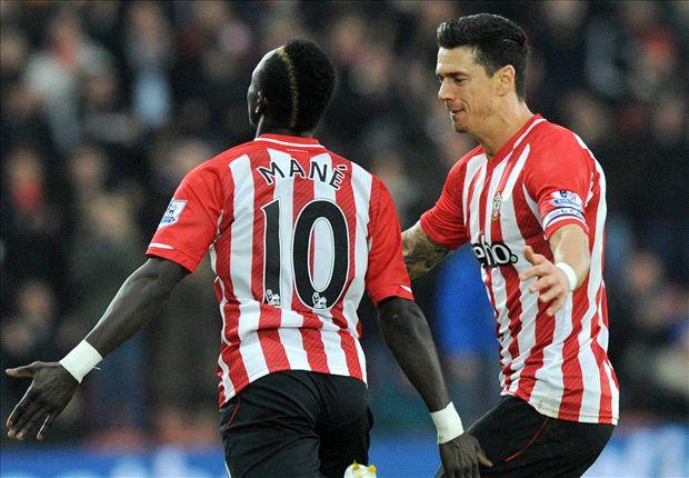 Southampton 2-0 Arsenal: Mane & Tadic condemn Gunners to defeat