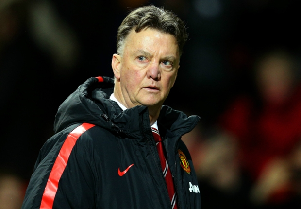 Van Gaal's Man Utd no better than Moyes' team - he has been fooling us all