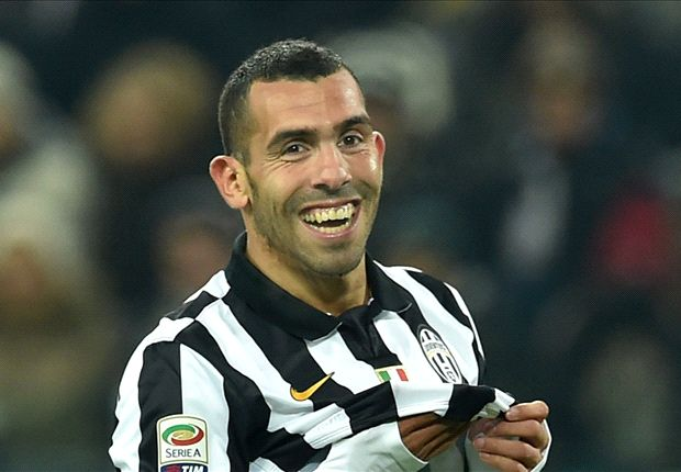 Tevez: I'm still leaving Juventus for Boca Juniors next year