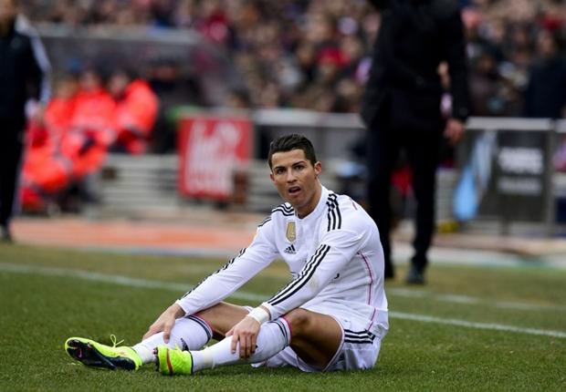 Cristiano Ronaldo blasts 'unintelligent' reporter