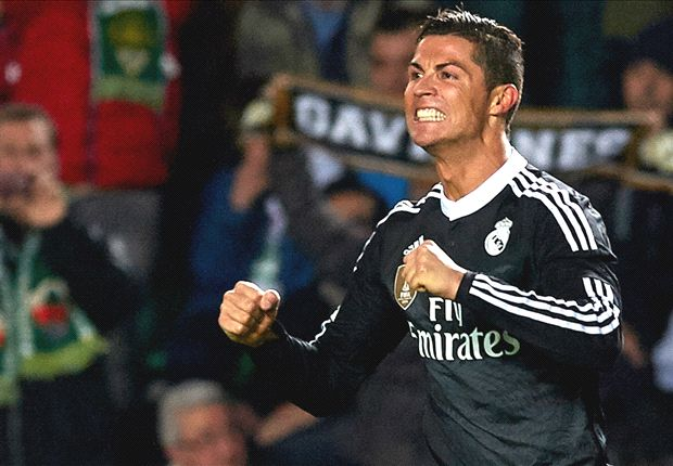 Ruthless Ronaldo closes on Raul in night of Real landmarks