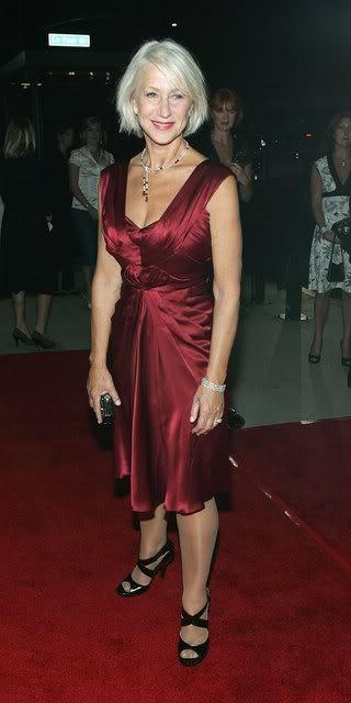 Well Played Helen Mirren Go Fug Yourself
