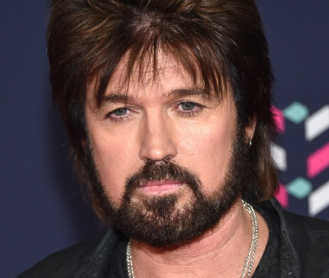 What The Fug Billy Ray Cyrus At The Cmts