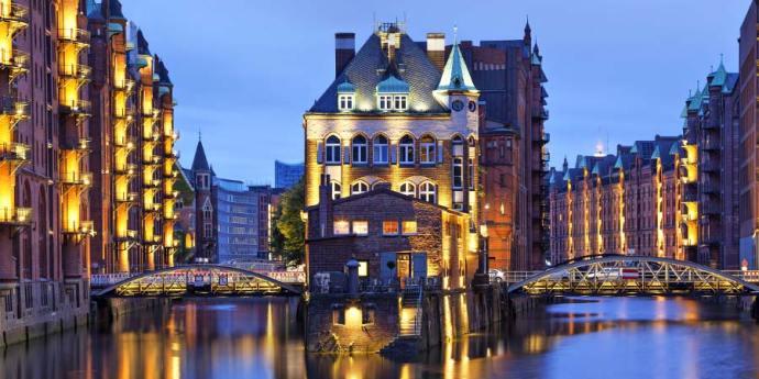 cidades da Alemanha - hamburgo