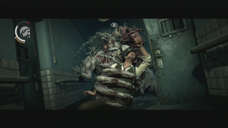 GOTY Nominees The Evil Within