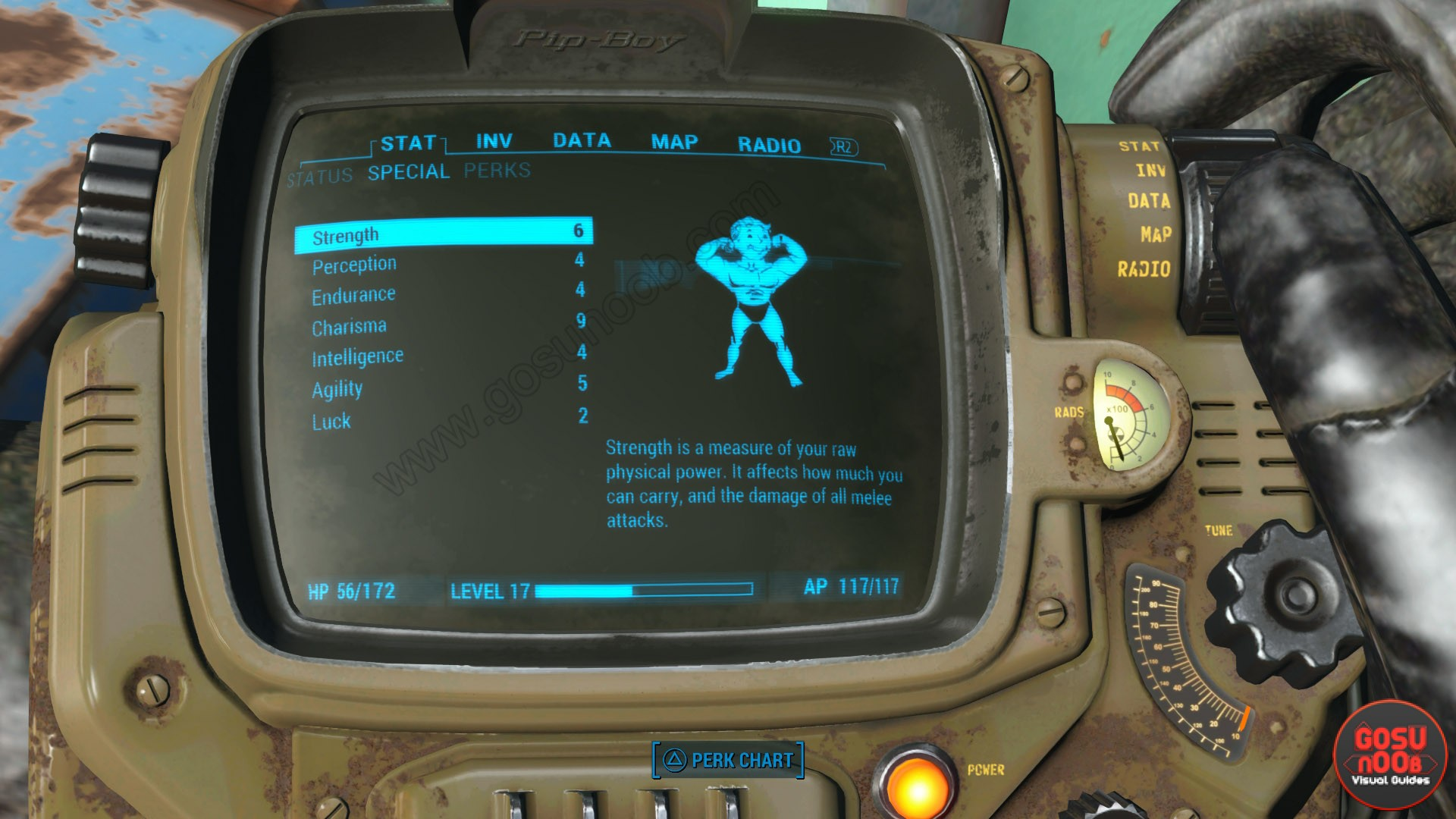 Best Starting Stats Builds Fallout 4