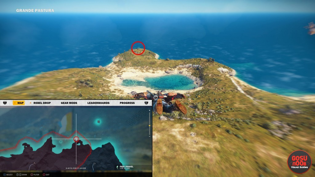 Where To Find Ancient Tombs Jc3 Gosu Noob Gaming Guides