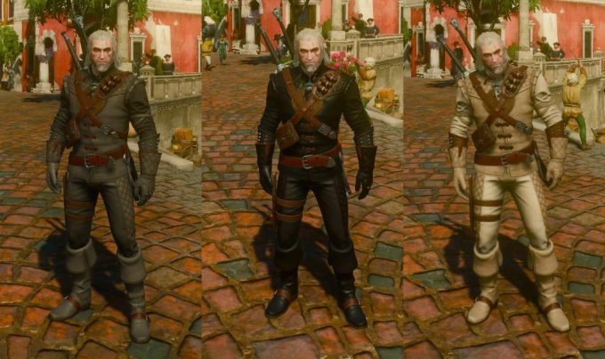 Witcher 3 New Game Plus Armor Sets | Gameswalls org