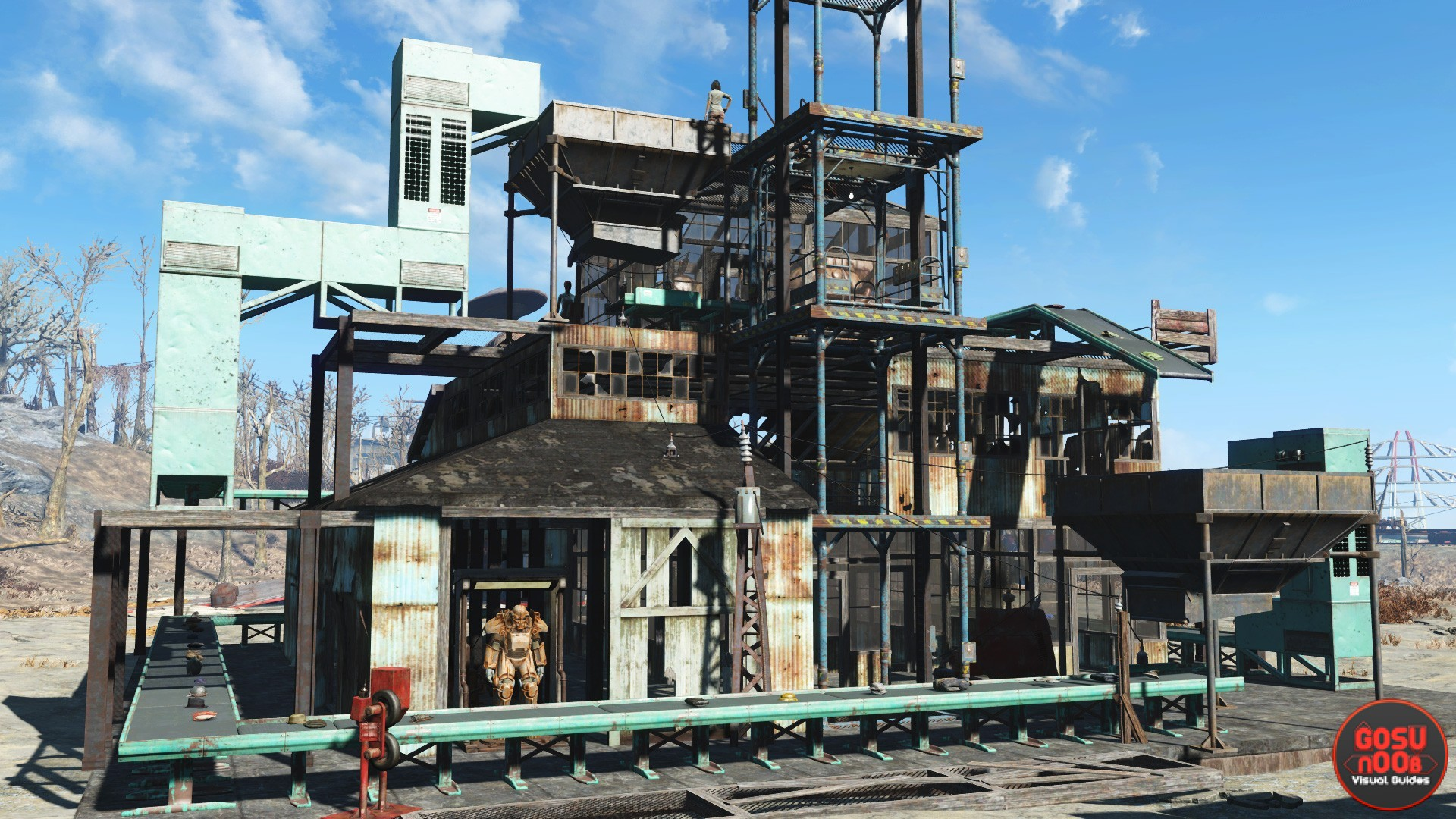 Vault Minecraft Map Fallout 4