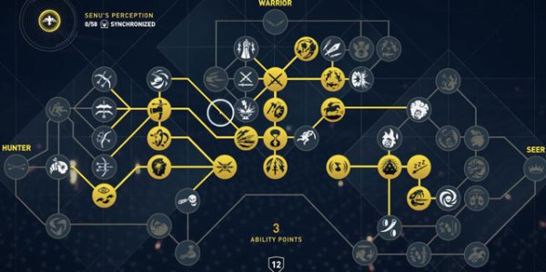 AC Origins Abilities, Skills & Builds - Where to Invest ...