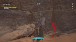 AC Origins Treasure of Ramesses Puzzle Solution & Location