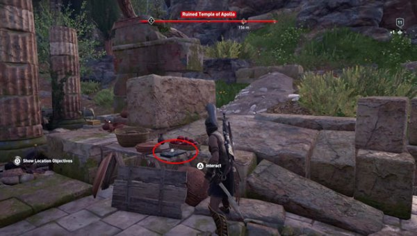 Assassin's Creed Odyssey Ancient Tablet Locations How to ...