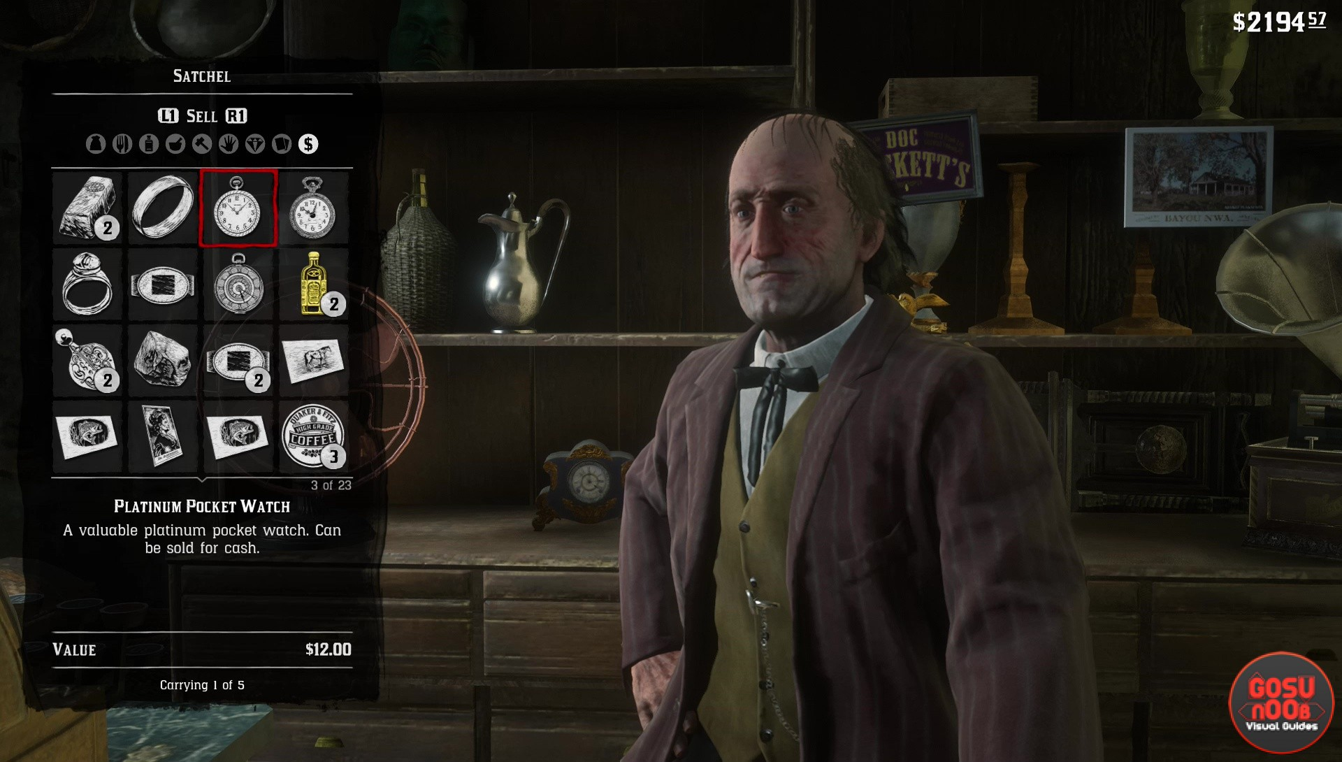 Red Dead Redemption 2 Where To Sell Jewelry Amp Gold Bars