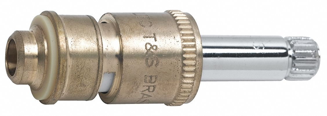hot cartridge fits brand t s brass brass ceramic finish