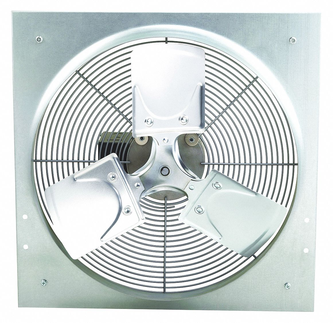 22 in x 22 in 115v acv medium duty direct drive exhaust fan with 18 in blade dia