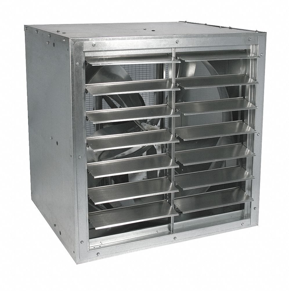 36 in dia 3 phase 208 230 460v acv cabinet exhaust fan