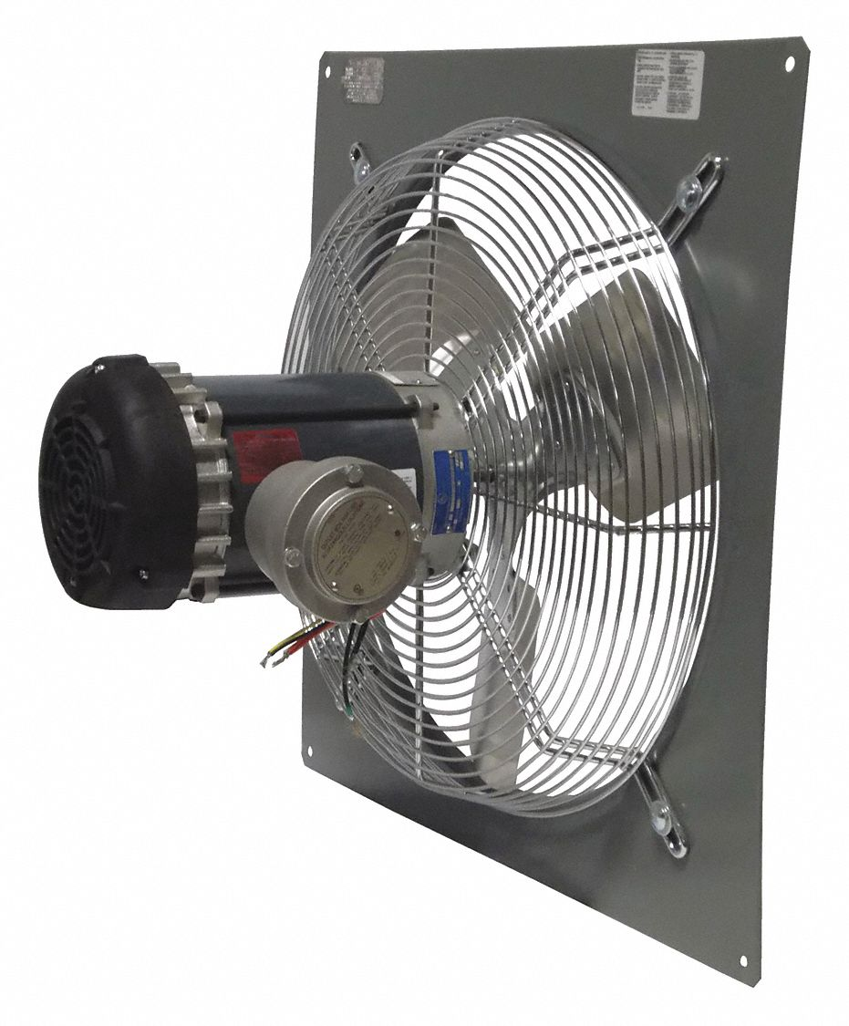 1 3 hphp 115 208 230v acv panel mounted explosion proof exhaust fan