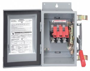 SIEMENS Fusible 600VACDC Solar Safety Disconnect Switch