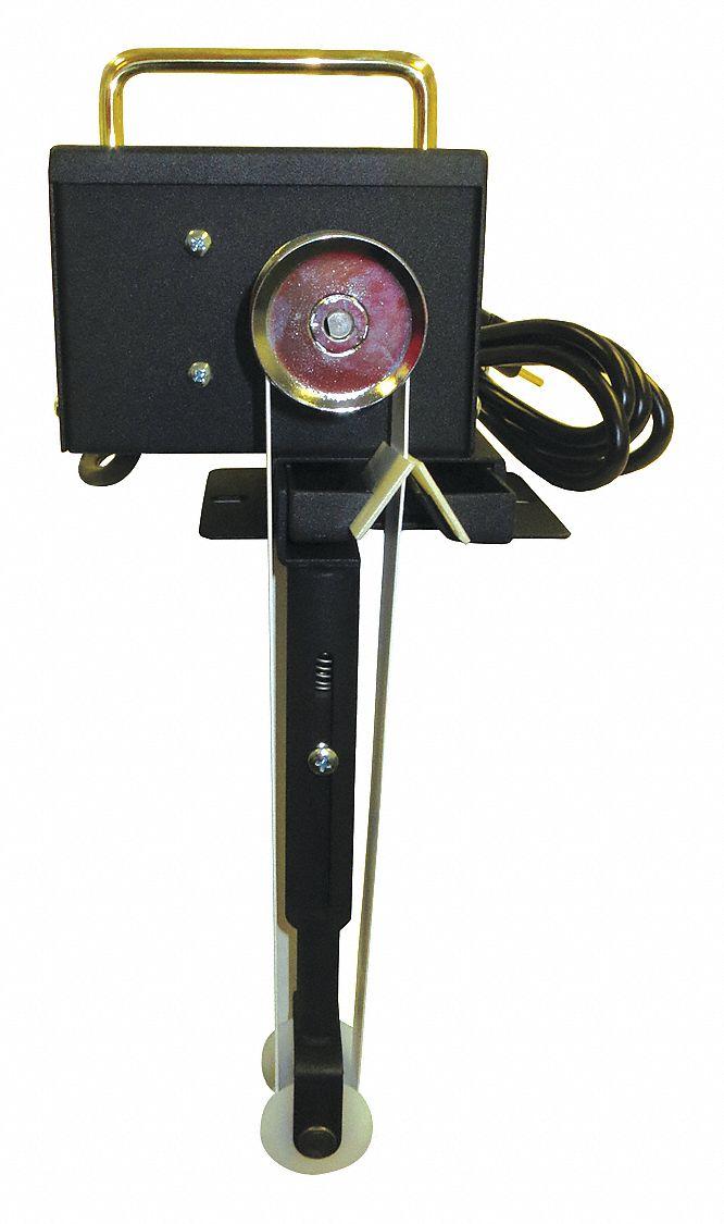 ZEBRA SKIMMERS CORP Oil Belt Skimmer 8 In L Poly Belt 34WP31BPF1 08 Grainger