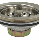 Perfect Putty 59 3180 Kitchen Sink Basket Strainer Assembly With Putty Drains Strainers