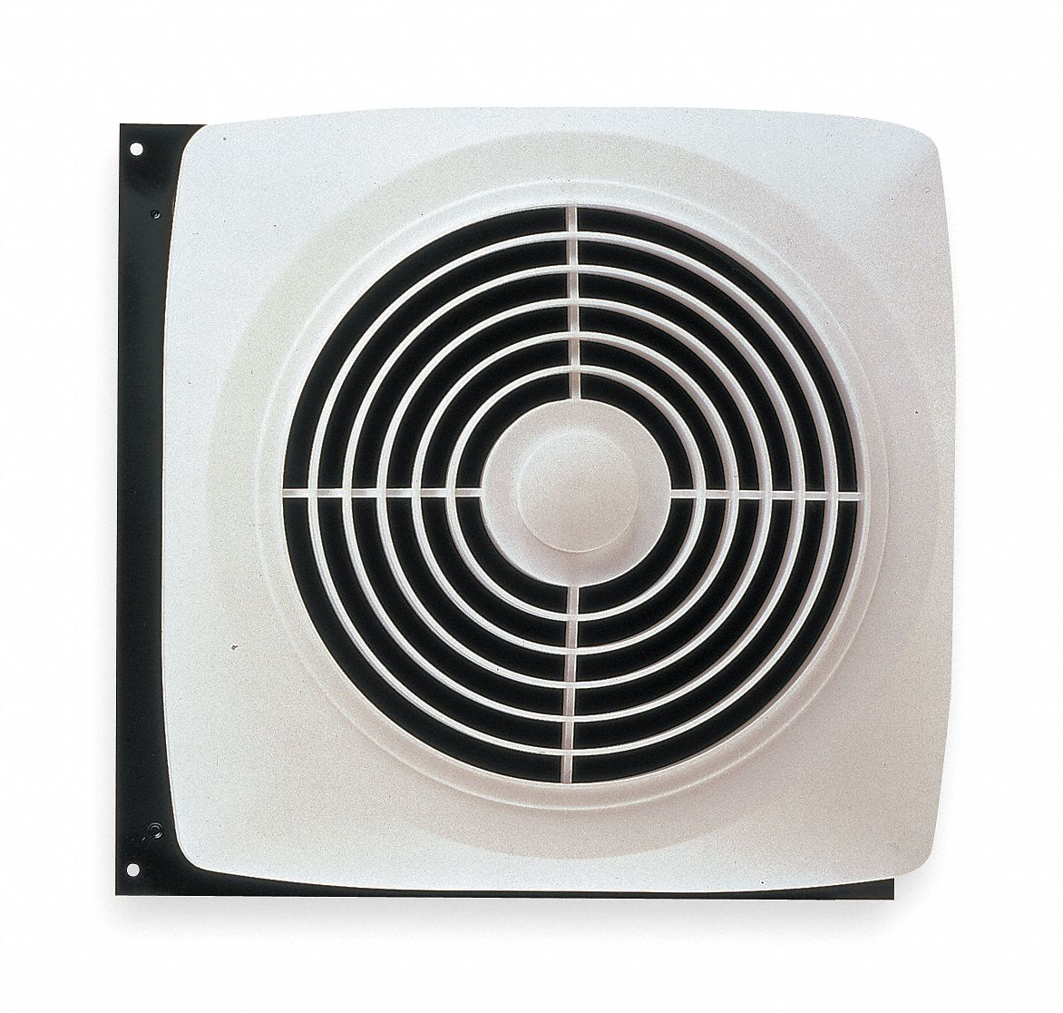 exhaust fan through the wall steel adj 4 1 2 to 9 1 2 in housing length in
