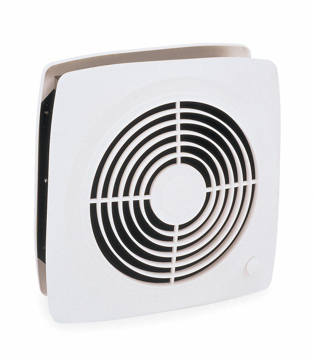 exhaust fan room to room steel adj 3 to 5 1 2 in housing length in