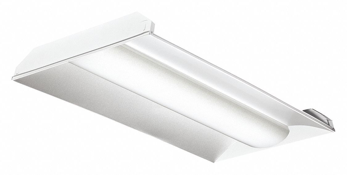 recessed troffer dimmable yes for bulb type integrated led 120 to 277v