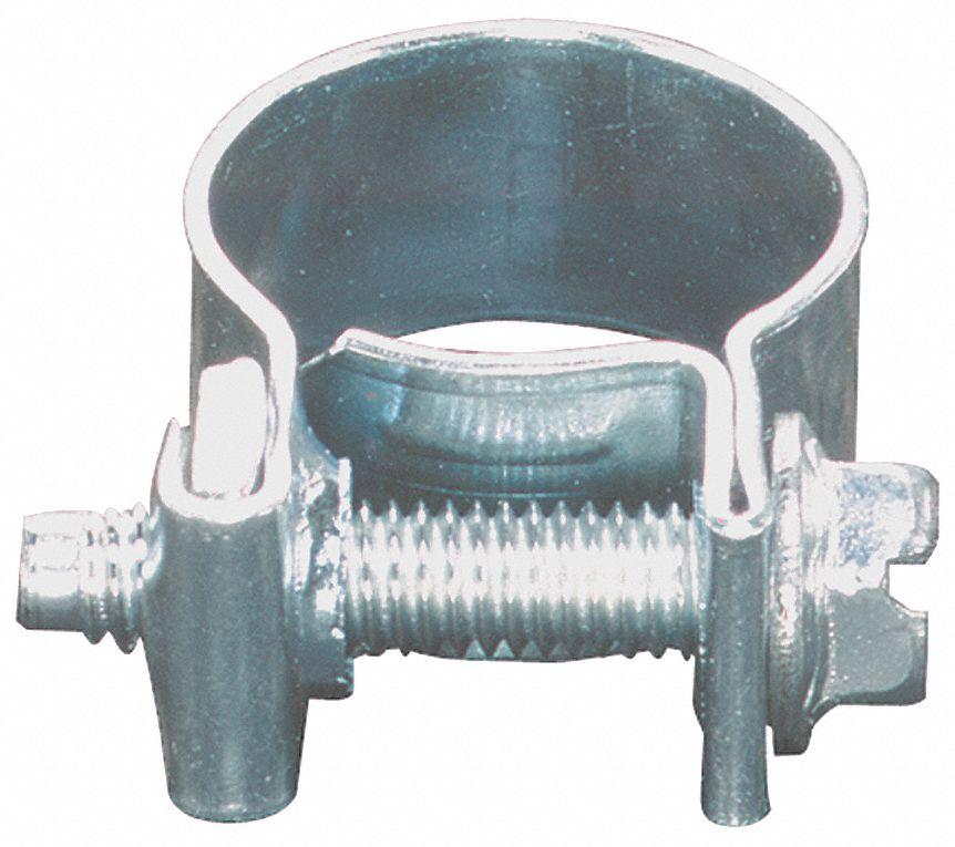 GRAINGER APPROVED 12 Wide Interlocked Fuel Injection Hose Clamp PK10 5CZC452F13 Grainger