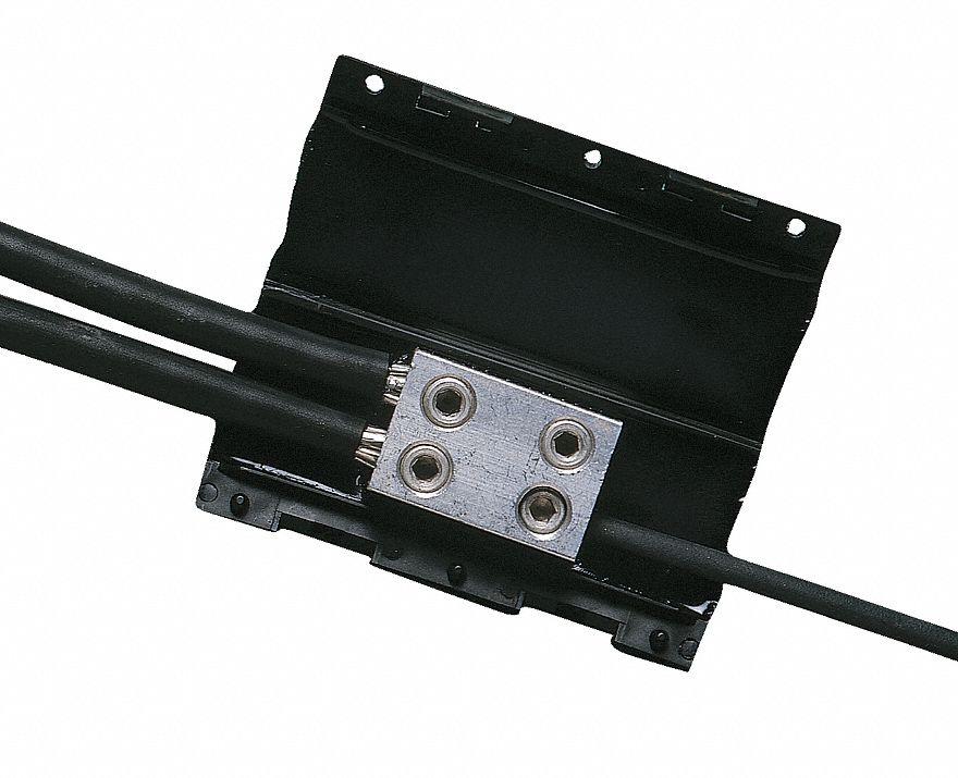 TE CONNECTIVITY 1000V Non-Metallic Splice and Tap Kit, 14 ...