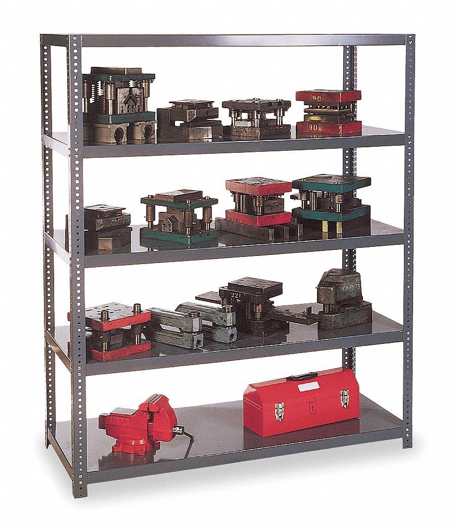 Storage Racks Shelving Racks Grainger Industrial Supply