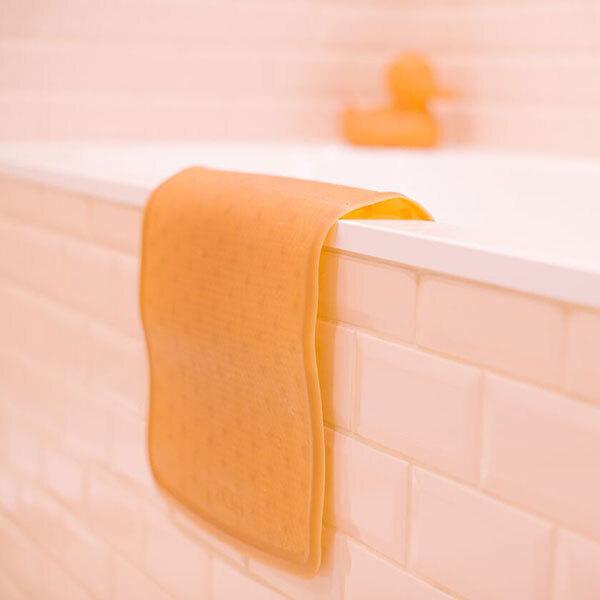 tapis de bain en caoutchouc naturel