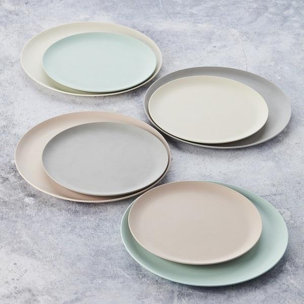 https www greenweez com point virgule assiette plate fibre de bambou blanc casse 21cm p109653