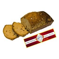 pain d'épices de fêtes
