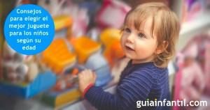 cómo comprar juguetes a los niños