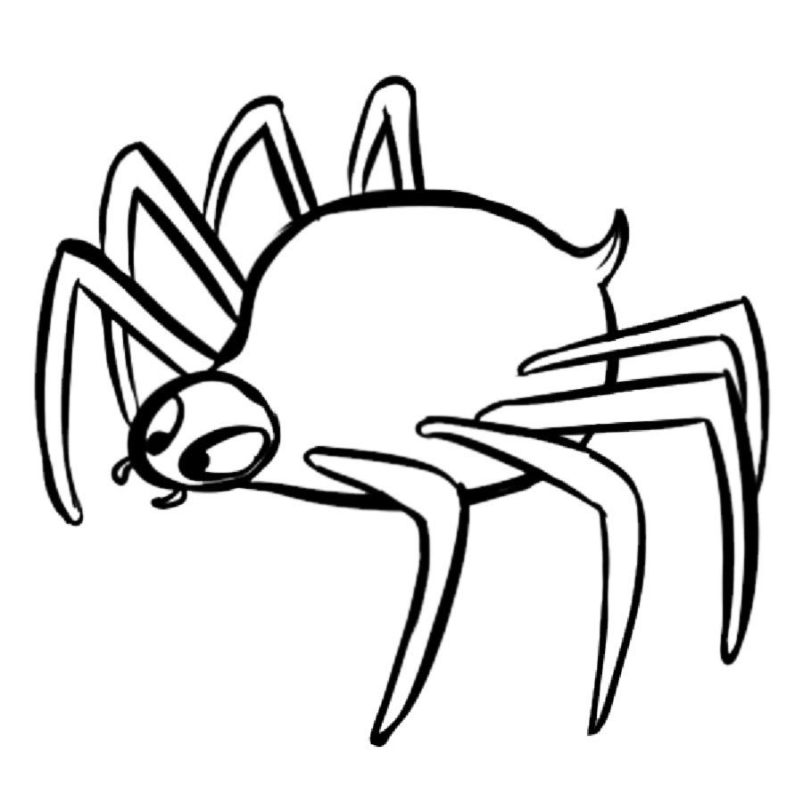 Único Chica Araña Para Colorear Ideas - Dibujos Para Colorear En ...