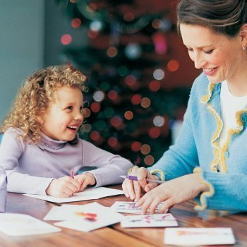 Ideas de tarjetas navideñas