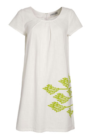 Is it awesome or is it it just this? This cute cotton dress looks so earthy and natural and is a comfertible 60 pounds.