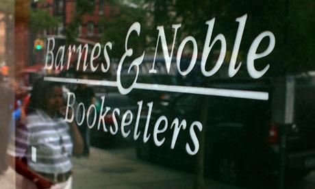 Barnes & Noble in New York.