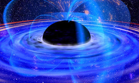 black hole bidisha thought for the day